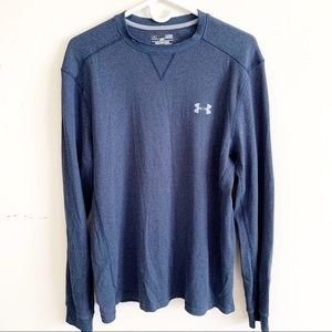 Under Armour ColdGear Amplify Thermal Crew Shirt